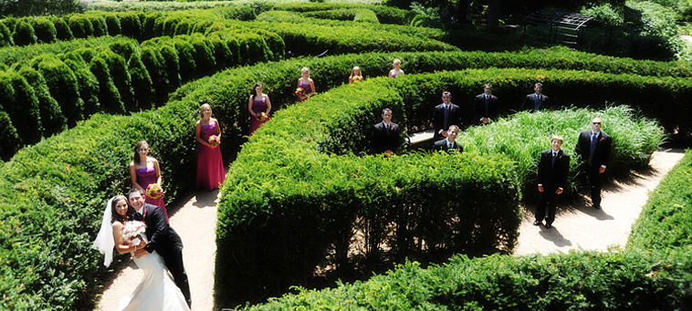 The Morton Arboretum In Lisle Is A Gorgeous And Scenic Place To Hold Your Wedding Ceremony Get Some Great Outdoor Photographs Taken